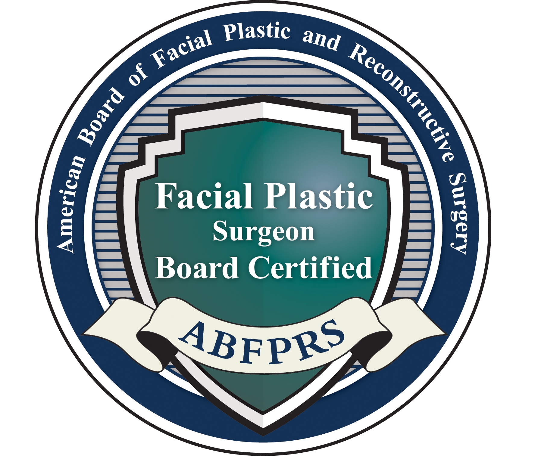Board certified facial plastic